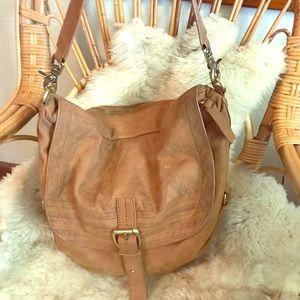 Handbags - Soft leather hobo